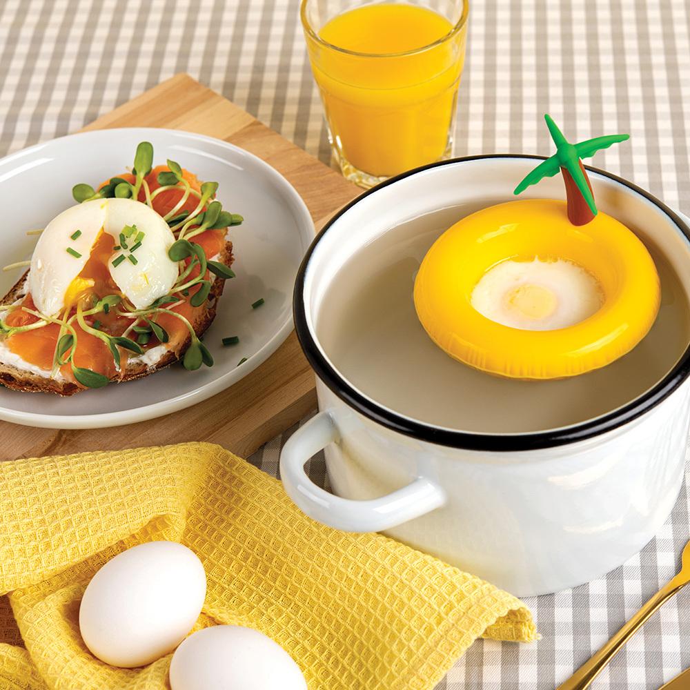 Ototo Design Eggland - Egg Poacher
