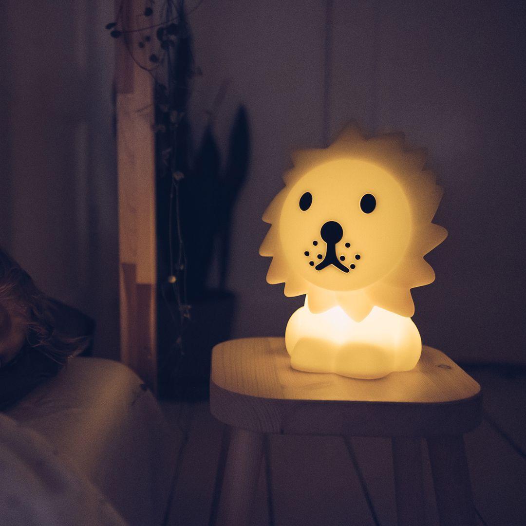 Mr Maria Lion First Light Lamp